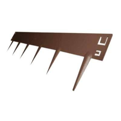 Steel Edging (Pack of 5 x 1m) - Build4less.co.uk