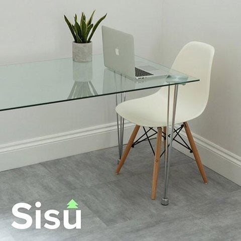 SISU Dryback Vinyl Flooring Tiles - 457mm x 457mm (20 Pack) - All Colors - EnviroBuild