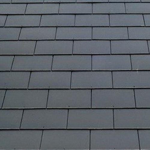 Image of Marley Thrutone Fibre Cement Slates Blue Black - Marley Roofing