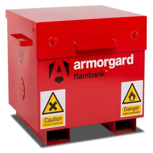Armorgard Flambank Site Box FB21 & FB2 - Armorgard Tools and Workwear