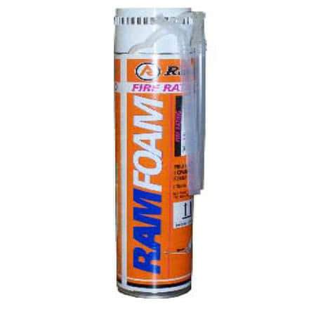 750ml Tin Fire Rated Expanding Foam