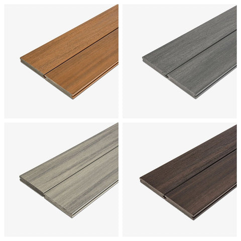 Hyperion Frontier Decking Range - FREE Sample Bundle - EnviroBuild Timber