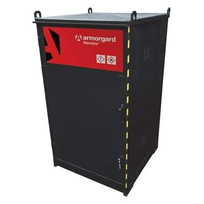 Flamstor Hazardous Materials Walk in Storage Unit - All Sizes - Armorgard Tools and Workwear