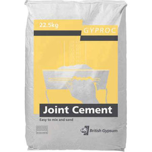 Gyproc Joint Cement - British Gypsum Building Materials
