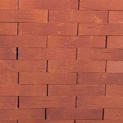 Takeley Red Facing Brick 65mm x 215mm x 102mm (Pack of 520) - ET Clay Building Materials