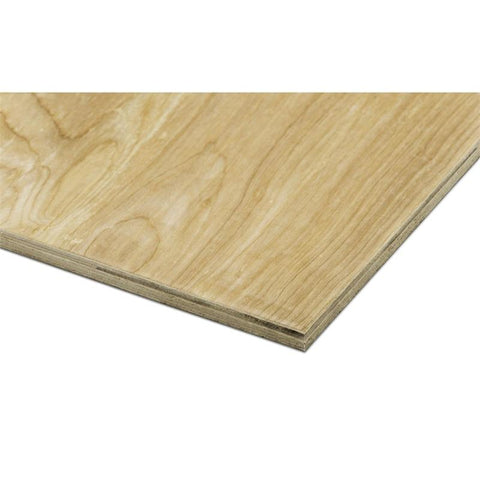 5.5mm Structural Hardwood Plywood 2.4m x 1.2m