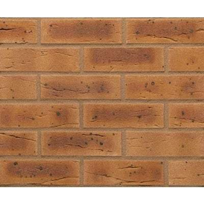 Image of Harvest Buff Multi Facing Brick 65mm x 215mm x 102.5mm (Pack of 500) - Wienerberger Building Materials