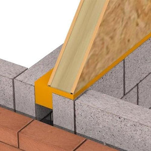 Spandrel Barrier - (135/120 x 25/225 x 1200mm) - ARC