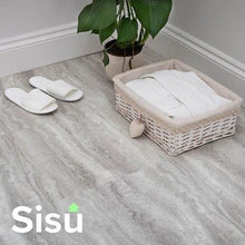 Load image into Gallery viewer, SISU Dryback Vinyl Flooring Tiles - 457mm x 457mm (20 Pack) - All Colours - EnviroBuild