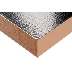 Kingspan Kooltherm K15 80mm 2400mm x 1200mm (4 sheets per pack) - Kingspan Building Materials