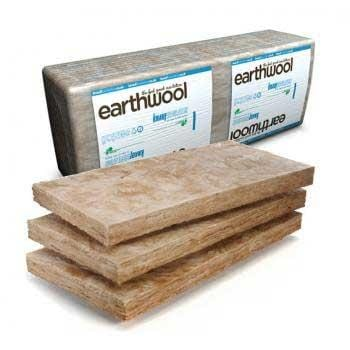 Knauf Frametherm Slab 38 140mm (5.34m2 pack) - Knauf Earthwool Insulation