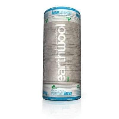 Knauf Earthwool Loft Roll 44 Combi-Cut (All Sizes) - Knauf Earthwool Insulation