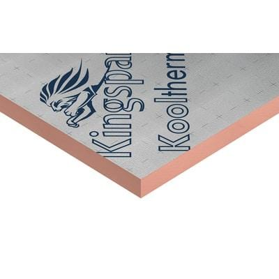 Kingspan Kooltherm K15 Rainscreen Board 1.2m x 2.4m - All Sizes - Kingspan Insulation