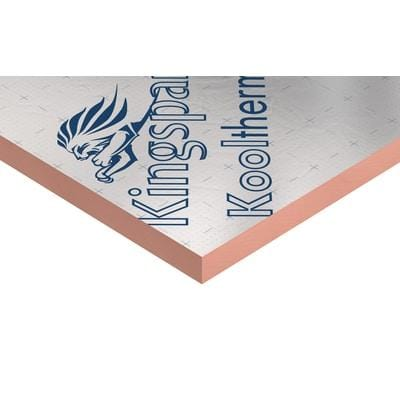 Kingspan Kooltherm K7 Pitched Roof Board 1.2m x 2.4m - All Sizes - Kingspan Insulation