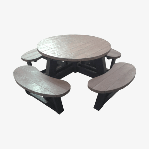 Image of Henley Picnic Table Range - EnviroBuild Outdoor & Garden