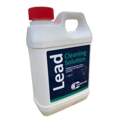 Lead Cleaning Solution 1 Litre Bottle (Box of 10) - Calder