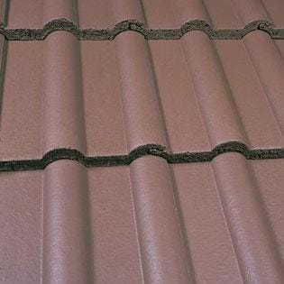 Image of Marley Double Roman Concrete Roof Tiles - All Colours - Marley Roofing