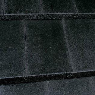 Marley Modern Concrete Roof Tile in Anthracite