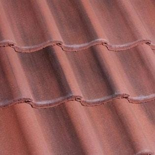 Image of Marley Anglia Concrete Roof Tiles - All Colours - Marley Roofing
