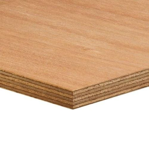 Marine Plywood 2440mm x 1220mm x 25mm (2.44m x 1.22m)
