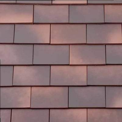 Image of Redland Rosemary Classic Tile Medium Mix Brindle 82 - Redland Roofing