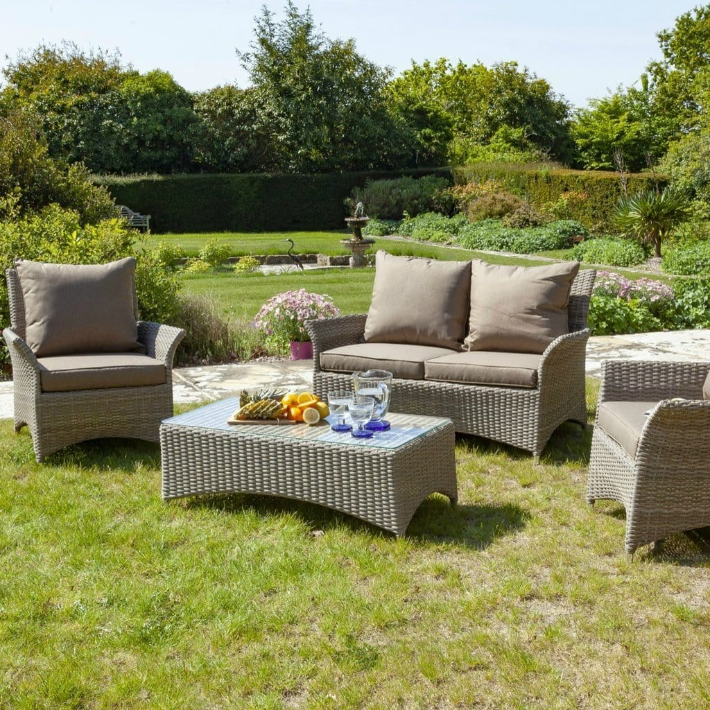 Mimosa 4 Seater Sofa Set
