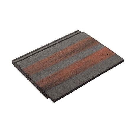 Image of Redland Mini Stonewold Flat Concrete Tiles - All Colours - Redland Roofing