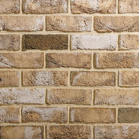 Mystique Buff Facing Brick 65mm x 102.5mm x 215mm (Pack of 600) - Traditional Brick and Stone Co Building Materials