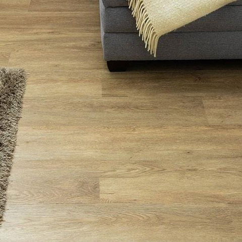 Image of SISU Click Vinyl Flooring - Natural Oak