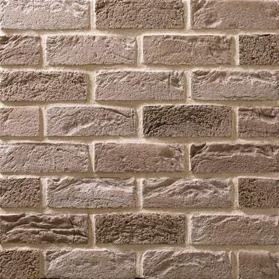 Normandy Grey Facing Brick 65mm x 215mm x 102mm (Pack of 730) - Traditional Brick and Stone Co Building Materials