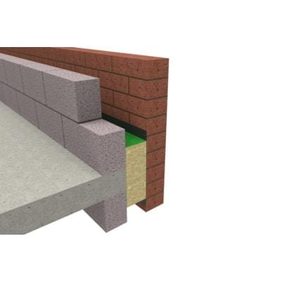 Party Wall DPC Horizontal 1200mm x 260mm - All Sizes - ARC Insulation