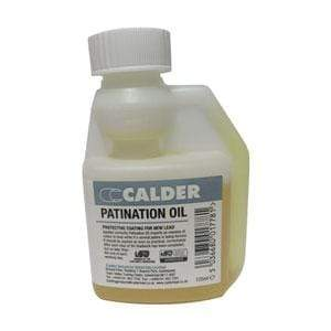 Patination Oil 125ml - Calder Roofing