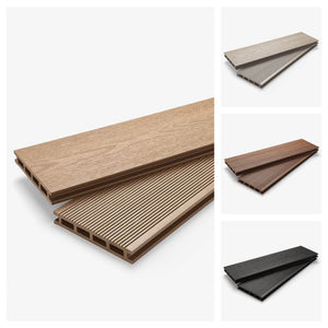 Hyperion Pioneer Decking Range - 145mm x 4m - EnviroBuild Timber