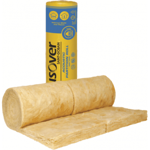 Image of Isover APR 1200 65mm (12m2 roll) - Isover Insulation