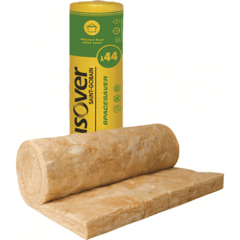 Image of Isover Spacesaver 100mm Combi-Cut (14.13m2 roll) - Isover Insulation