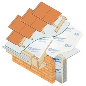 Quinntherm 130mm 2.4m x 1.2m - Quinntherm Insulation
