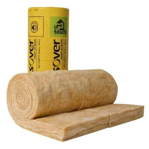 Isover Party Wall Roll 100mm - Isover Insulation