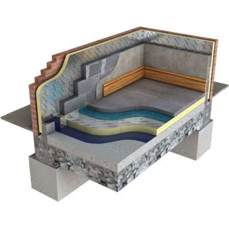 Image of Recticel Eurothane GP 60mm 2.4m  x 1.2m - Recticel Insulation