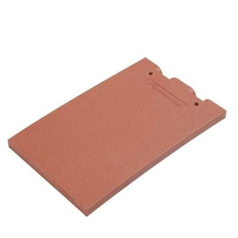 Redland Rosemary Traditional Smooth Red Clay Tile - Redland Roofing