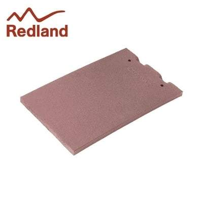 Redland Rosemary Clay Tile and Half Medium Mix Blend 82 - Redland Roofing