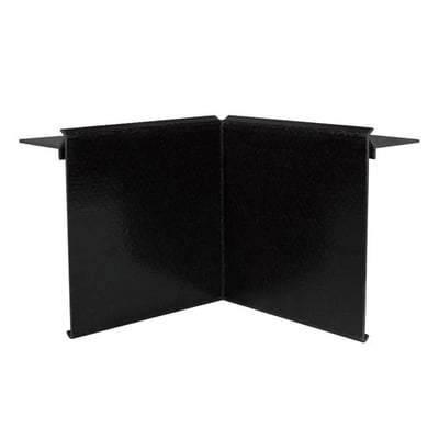 A5 GRP Internal Angle Black - Ryno Outdoor & Garden