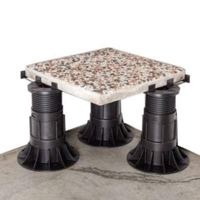 RPA Adjustable Self-Leveling Paving Pedestal - All Sizes - Ryno Outdoor & Garden