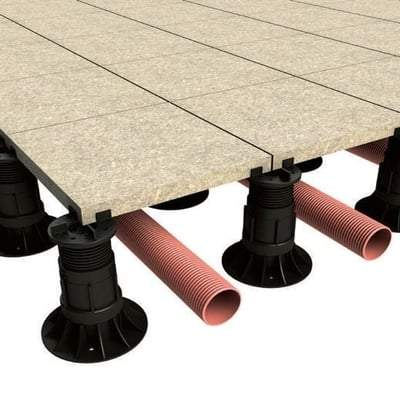 Image of RPA Adjustable Self-Leveling Paving Pedestal - All Sizes - Ryno Outdoor & Garden