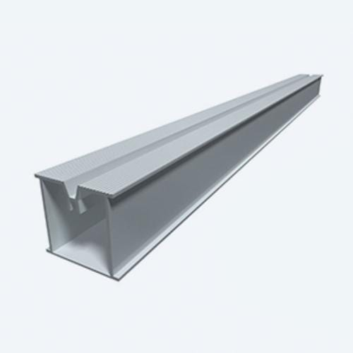 DS38 3.6m Aluminium Decking Joist Substructure -  38mm x 48mm - All Colours - Ryno Outdoor & Garden