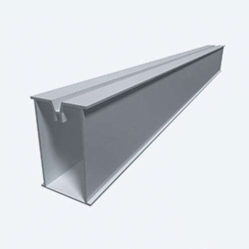 DS72 3.6m Aluminium Decking Joist Substructure -  72mm x 48mm - All Colours - Ryno Outdoor & Garden