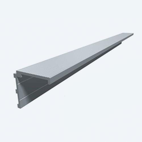 3.6m Aluminium Decking Fascia Board - All Color
