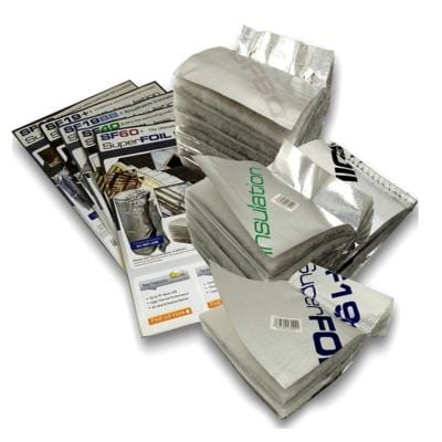 SuperFoil Insulation - FREE Sample Pack - Superfoil Insulation