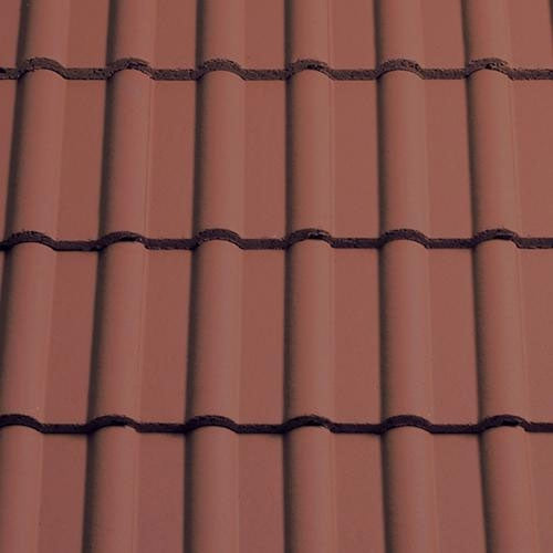 Sandtoft Double Roman Concrete Roof Tiles - All Colours