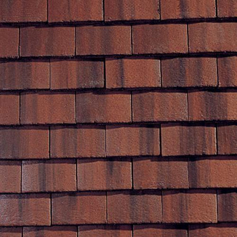 Sandtoft Standard Plain Concrete Roof Tiles - All Colours - Sandtoft Roofing