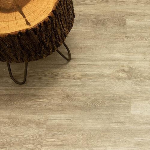 Image of SISU Dryback Vinyl Flooring - Smoked Oak